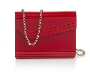 $1,389 USD CANDY-LAQUERED ACYLIC- RED