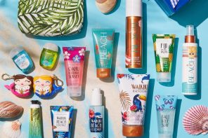 BATH AND BODY WORKS: ¡BIENVENIDOS AL PARAÍSO!